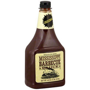 Соус Mississippi Barbecue 1.5 л